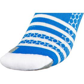 Salomon NSO Pro Mid Run Skarpetki, transcend blue /white/white